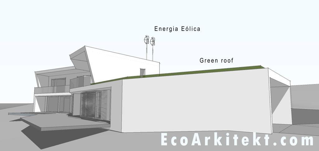 Projectos de Arquitectura - Arquitectar 09 - Projecto Z - Perspectiva 6